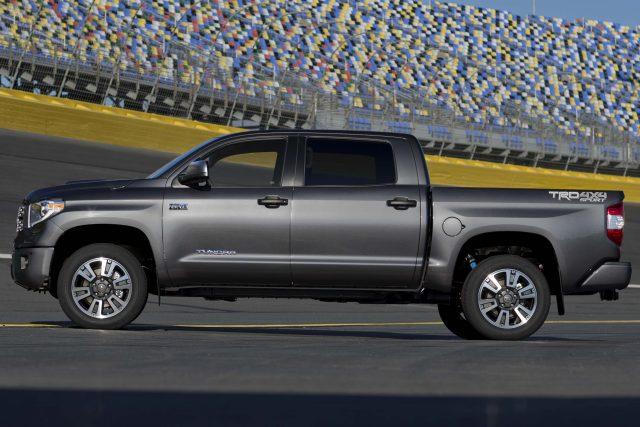 2018 Toyota Tundra TRD Sport - side