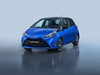 XP130 Toyota Yaris hatch: 2017 facelift