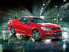 Vauxhall Maloo LSA (Gen-F2) - front, red