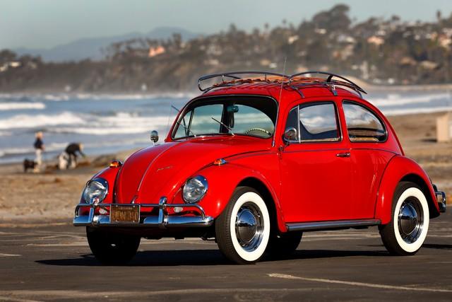 1967 Volkswagen Beetle \'Annie\' - restored