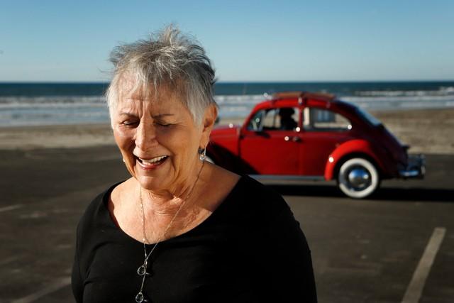 1967 Volkswagen Beetle \'Annie\' - restored with Kathleen Brooks