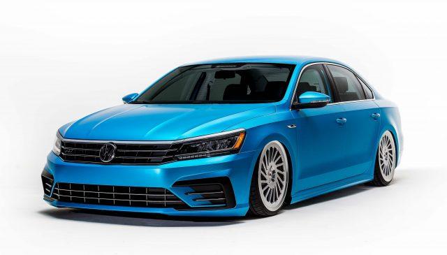2016 Volkswagen Enthusiast Fleet - Passat
