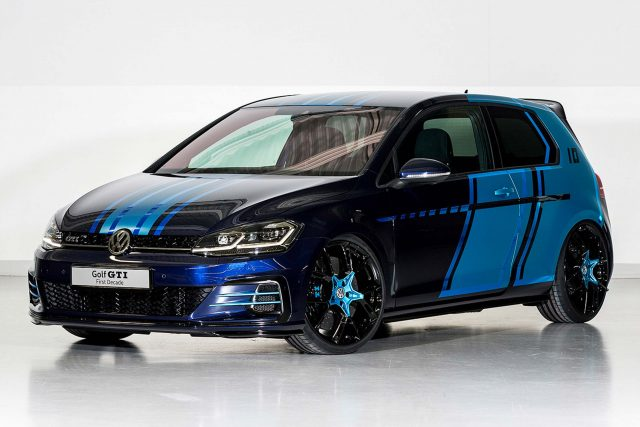 Volkswagen Golf Gti First Decade 2017 Mark 7 5 Worthersee Photos Between The Axles