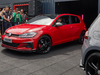 2018 Volkswagen Golf GTI TCR Concept - front, red, Worthersee 2018