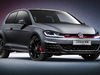 2018 Volkswagen Golf GTI TCR Concept -front, gray