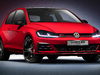 2018 Volkswagen Golf GTI TCR Concept - front, red
