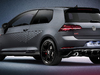 2018 Volkswagen Golf GTI TCR Concept - rear, gray