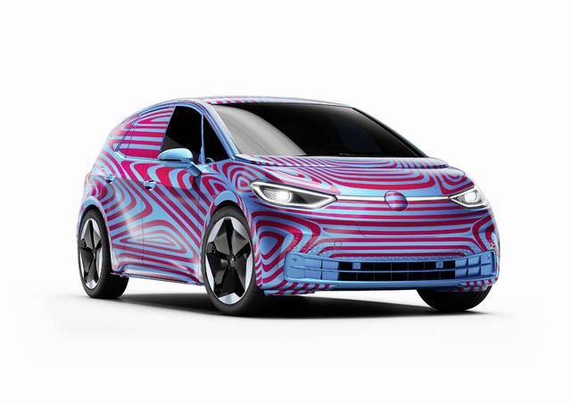 2020 Volkswagen ID.3 pre-order launch