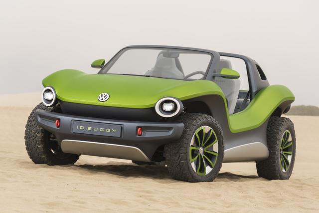 Volkswagen ID Buddy concept