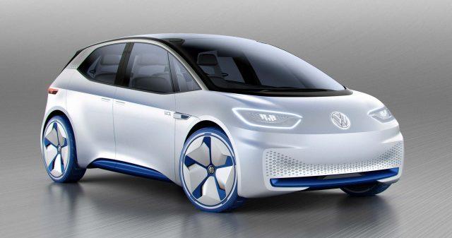 Volkswagen ID concept - front