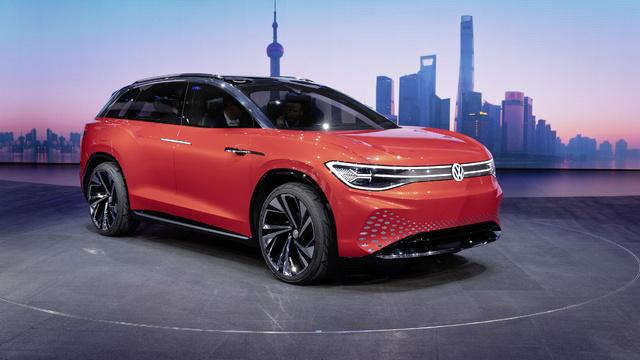 Volkswagen ID Roomzz concept