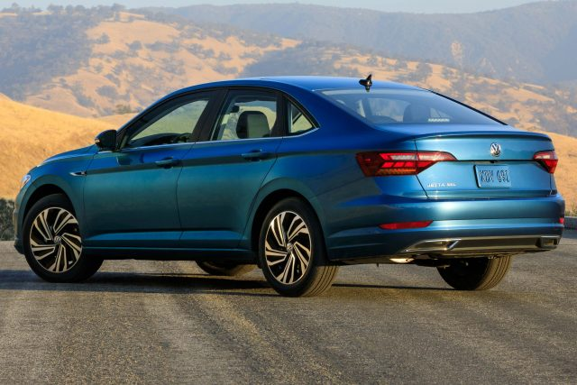 2019 Volkswagen Jetta - rear