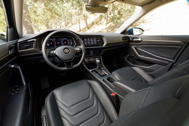 2019 Volkswagen Jetta - interior, dashboard