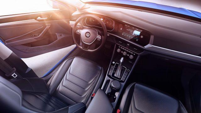 2019 Volkswagen Jetta - interior, front seats
