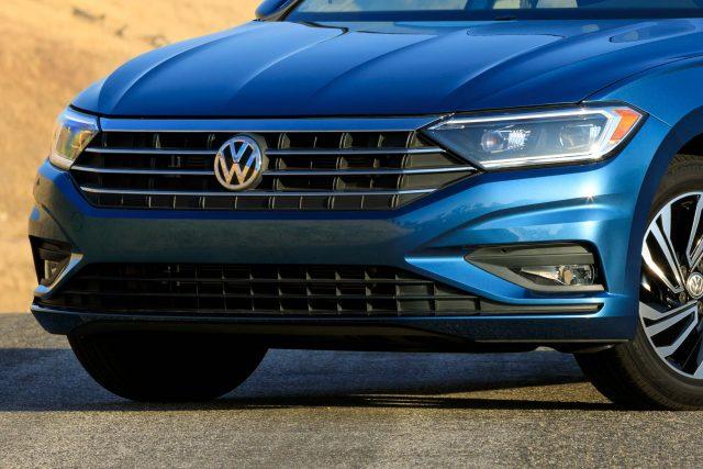 2019 Volkswagen Jetta - grille, headlamps