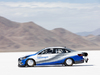 Volkswagen Jetta Bonneville Land Speed Record Car