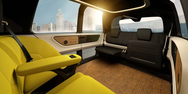 Volkswagen Sedric concept - interior