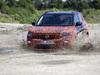2019 Volkswagen T-Cross teaser - splashing mud