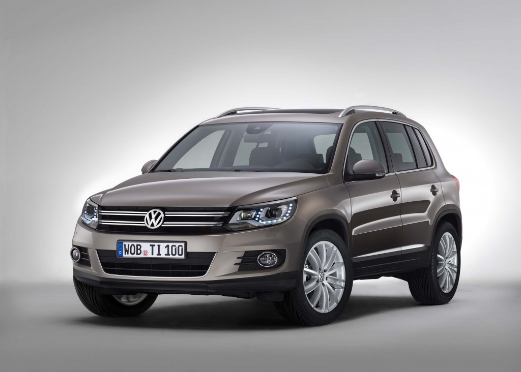 What Does Tiguan Mean >> Volkswagen Tiguan What Does Its Name Mean