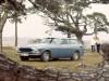 Volvo 1800 ES - front, blue