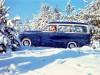 Volvo Duett (PV445) - in the snow