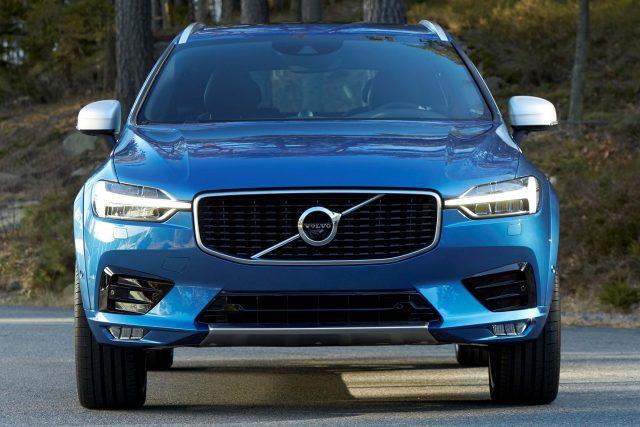 2018 Volvo XC60 - head