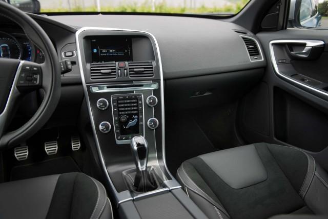 Volvo XC60 - model year 2016