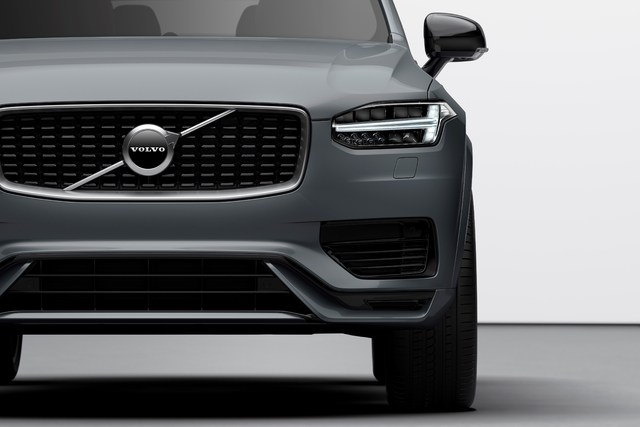 2020 Volvo XC90 T8 facelift