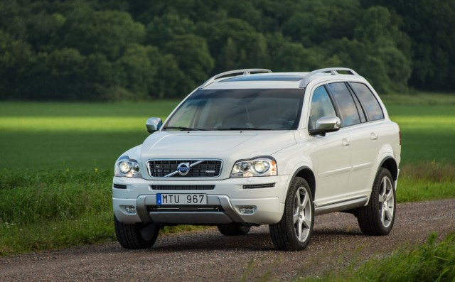 P2 Volvo Xc90 2013 My Facelift Photo Gallery Between The Axles
