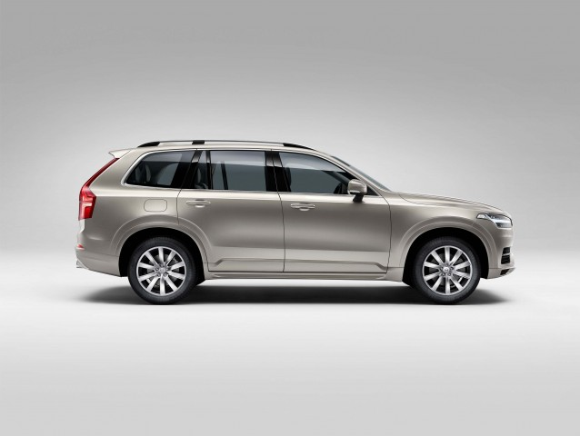 Volvo XC90 second generation