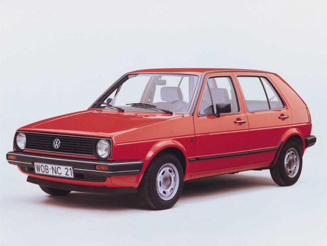 Mark II Volkswagen Golf