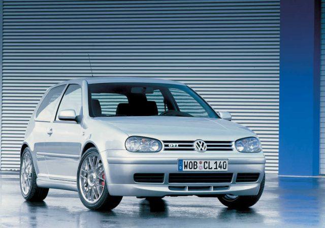 Volkswagen Golf Mark IV GTI - 3-door front