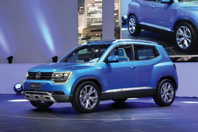 Volkswagen Taigun - 2012 Sao Paolo Motor Show